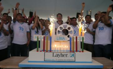 Eventos corporativos Layher